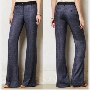 Elevenses Shimmered Tweed Brighton Pants